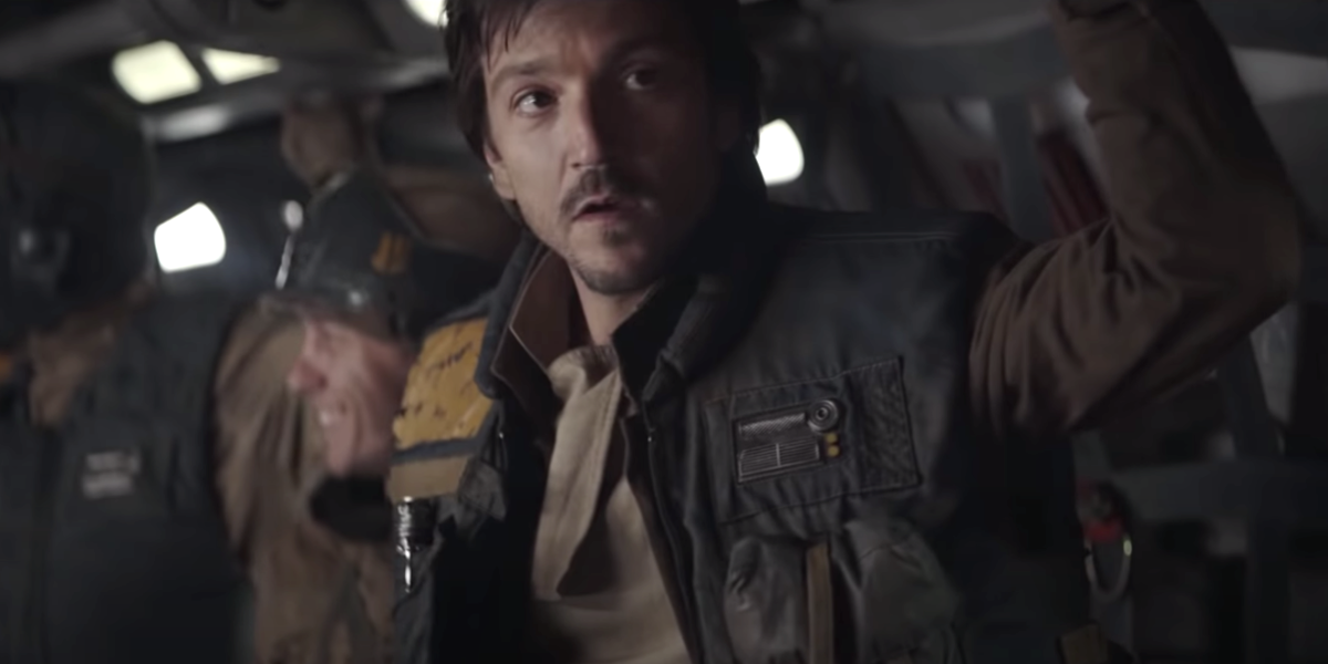 Disney+'s Rogue One Spinoff Series Just Had A Behind-The-Scenes Shake-Up, But There's Good News