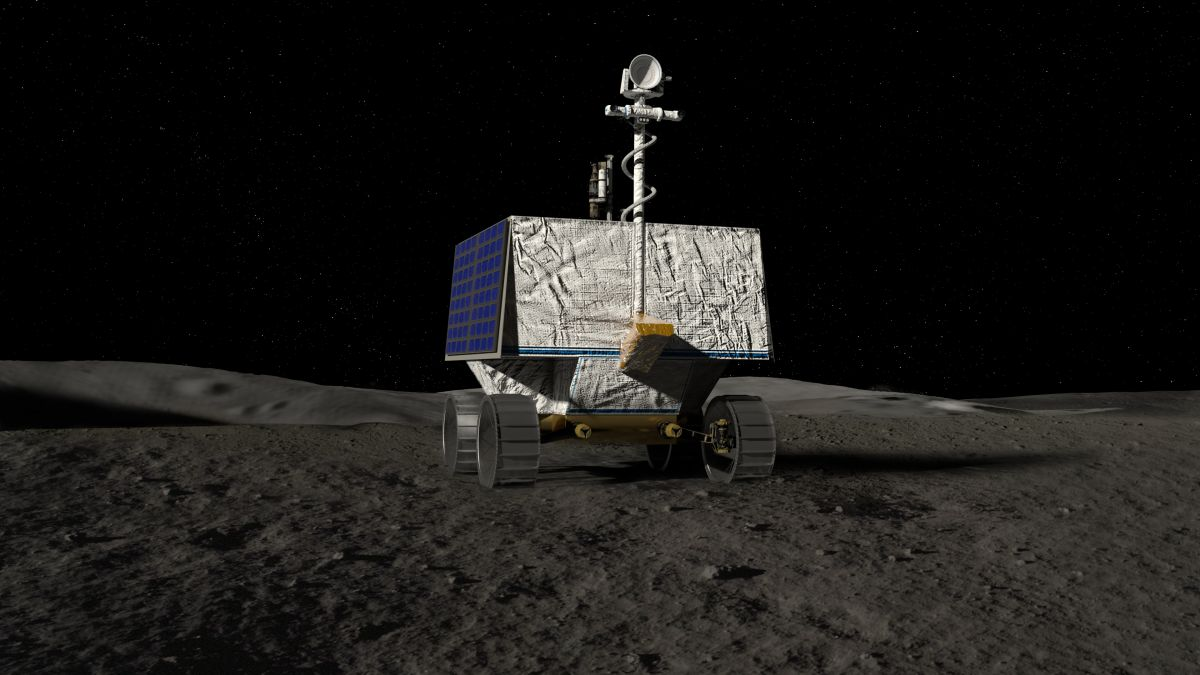NASA's VIPER moon mission to seek out lunar water slips to 2023