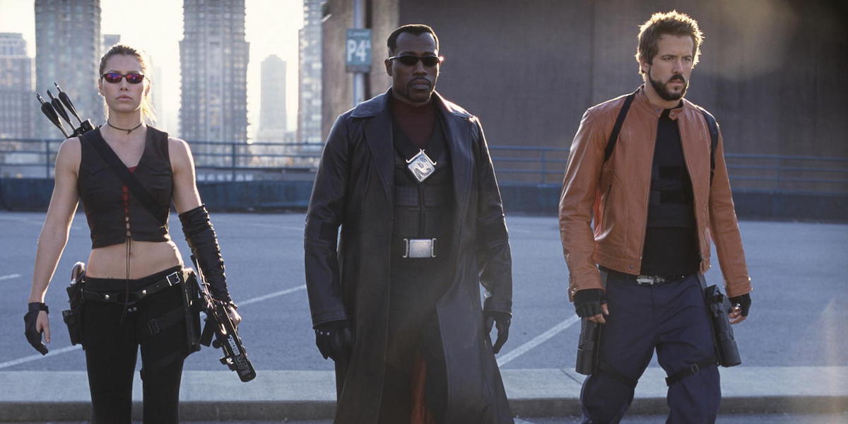 Blade: Trinity Director Comments On That Wild Wesley Snipes Strangulation Rumor