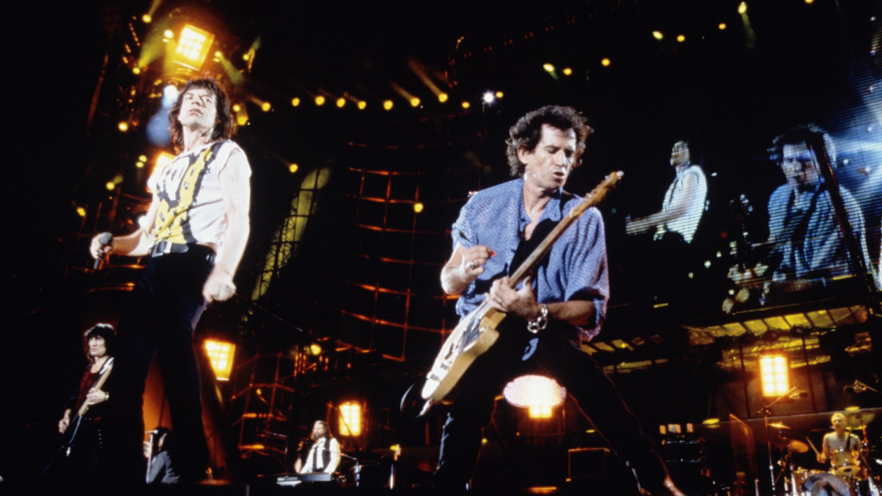The Rolling Stones share Voodoo Lounge Uncut trailer
