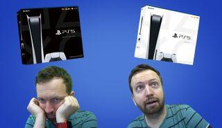 Walmart actualiza la PS5 gratis de Digital a Disc mientras Matt Swider mira