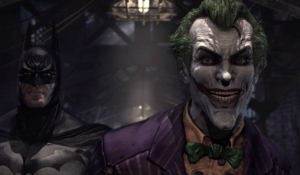 Arkham Asylum Batman Joker
