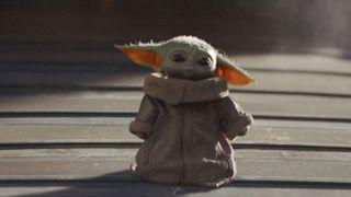 Actual Baby Yoda