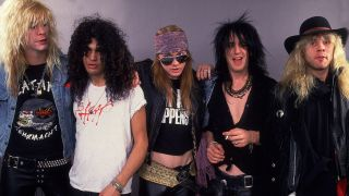 Hear Guns N' Roses' Greatest Hits In 10 Different Metal