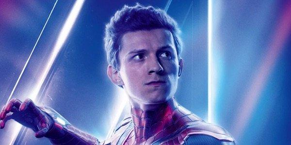 Peter's Infinity War poster