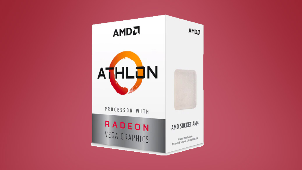 Amd Launches Ridiculously Cheap 49 Athlon 3000g Processor Which Can Even Be Overclocked Techradar