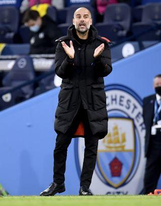 Manchester City v Fulham – Premier League – Etihad Stadium
