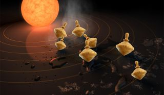 New research helps explain how dramatic tilts can influence exoplanets' orbits.