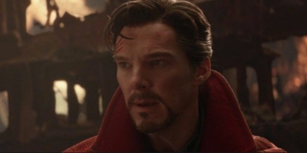 Avengers: Infinity War Writers Reveal Doctor Strange's Trippy Deleted Scene