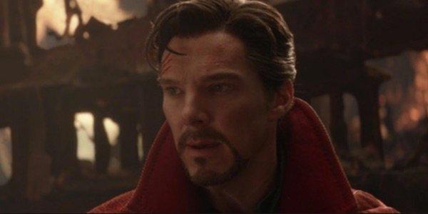 Doctor Strange in Infinity War
