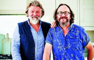 Hairy Bikers Si and Dave are on the road once more, kicking off their new series in Italy.