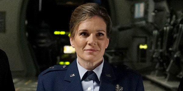 General Hale Catherine Dent  Agents Of S.H.l.E.L.D. ABC