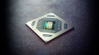 "AMD clarified that the Navi ""refresh"" will consist of new cards based on the next-gen RDNA architecture."