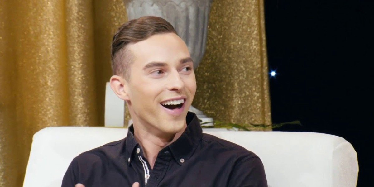 Adam Rippon - The Eric Andre Show