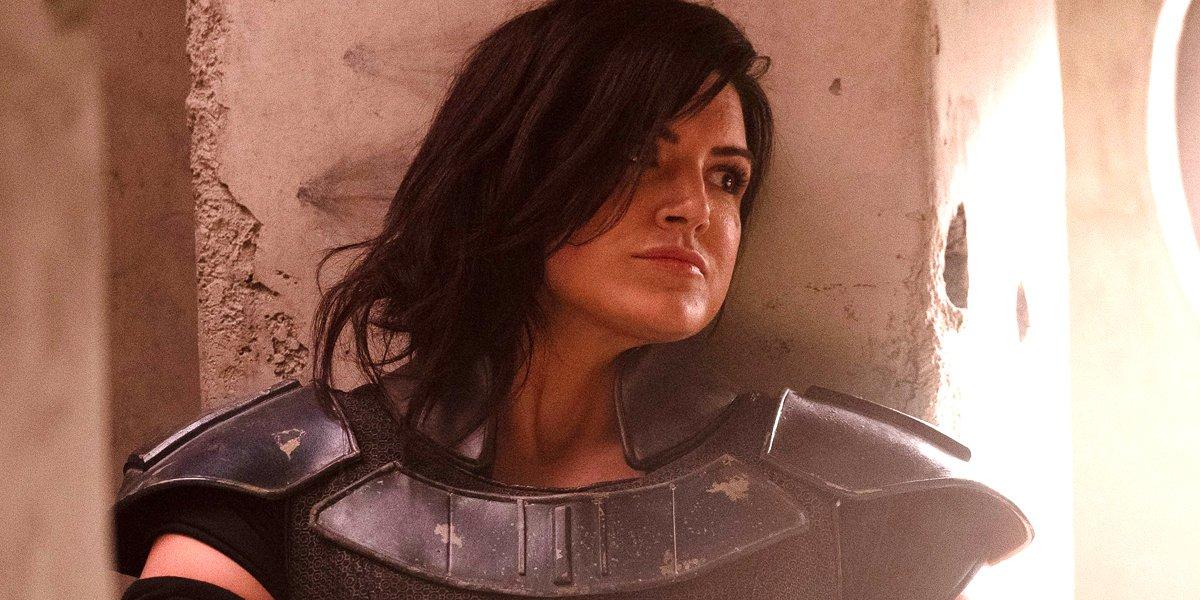 Gina Carano as Cara Dune in The Mandalorian Season 1 Disney+