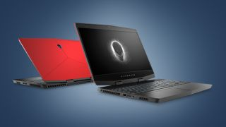 Alienware m17 gaming laptop deal
