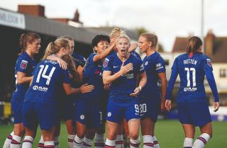 Chelsea Women's Super League table WSL