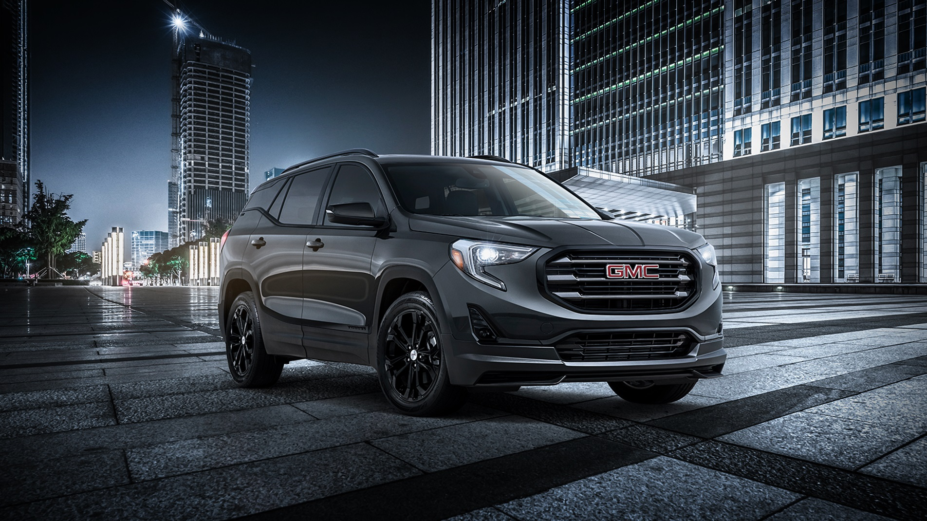 New user profiles for the 2019 GMC Terrain can save every setting