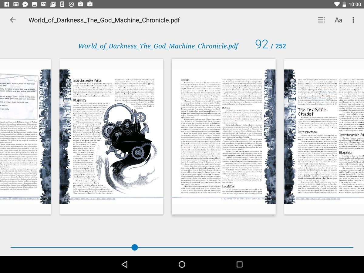 Best E-Book Reader Apps 2019 - iBook and Google Play Book