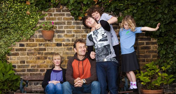 Outnumbered kids reveal all!