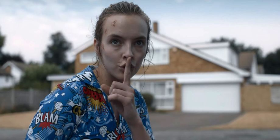 Killing Eve fans left shocked by this 'brutal' scene in season two premiere
