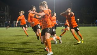 Glasgow City v Brondby – UEFA Women's Champions League – Round of 16 – Second Leg – Petershill Park