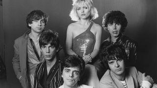a shot of blondie in 1979