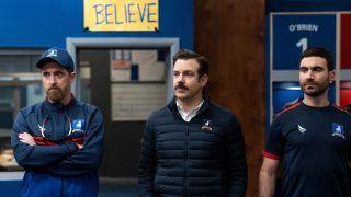 Brendan Hunt, Jason Sudeikis and Brett Goldstein will return in Ted Lasso season 3