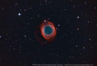 Helix Nebula by Chumack