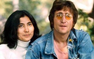 John Lennon and Yoko Ono - 1971