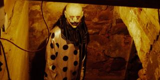 The creepy clown from Hell House LLC