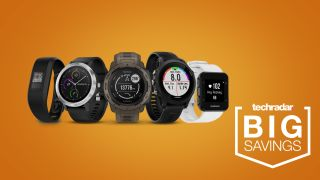 cheap Garmin fitness tracker deals smartwatch sales