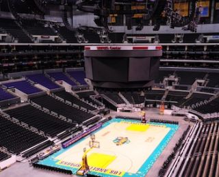 Staples Center Unveils JBL Audio System