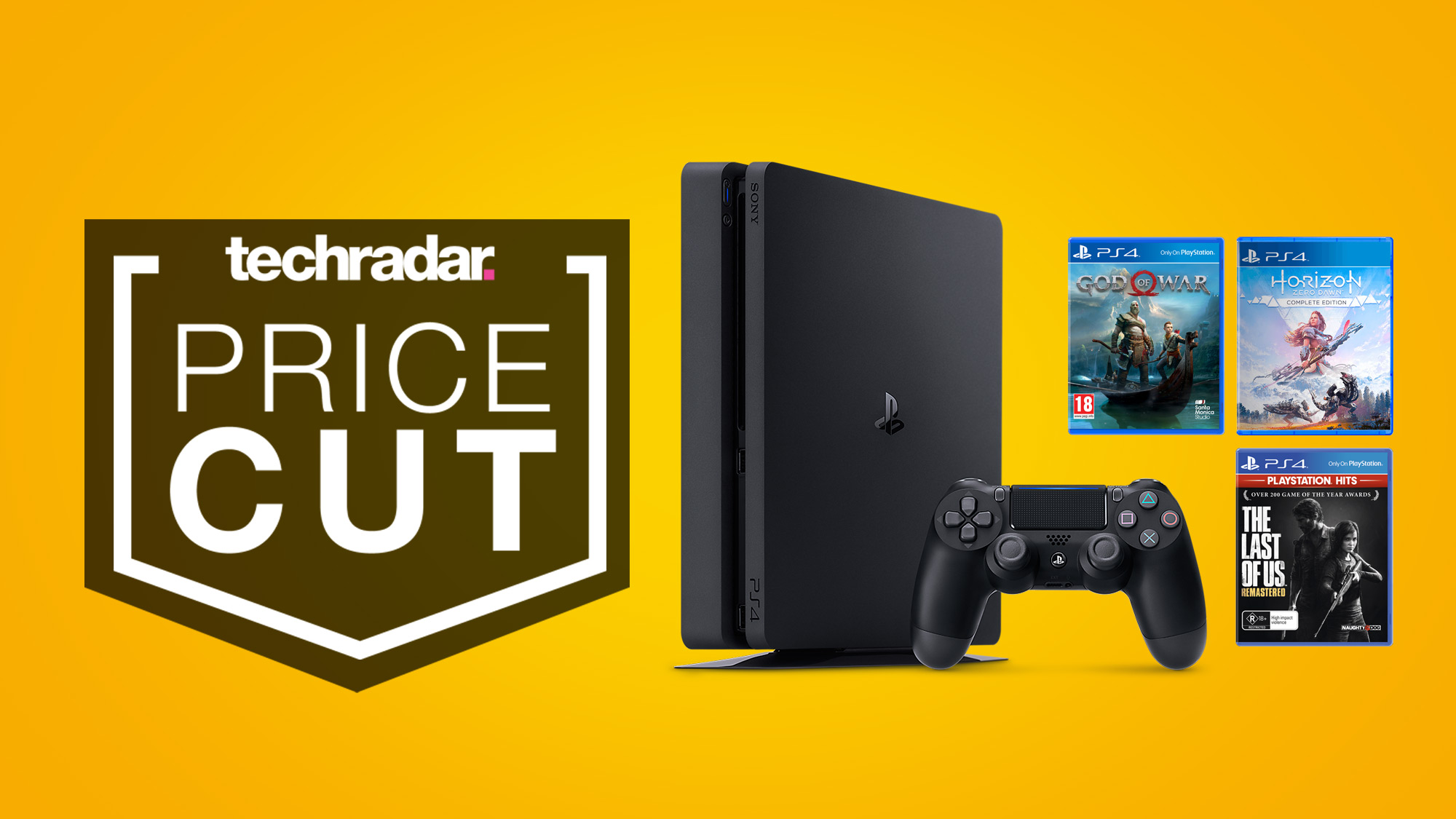 Grab A Cheap Ps4 Slim Bundle Deal And You Ll Get Three Of