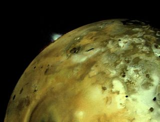 Jupiter's Volcanic Moon Io May Not Have a Magma Ocean After All