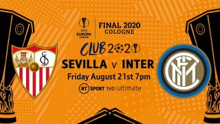 Sevilla vs Inter Milan live stream: how to watch the Europa League final online free