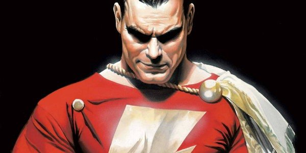 Shazam Captain Marvel Billy Batson