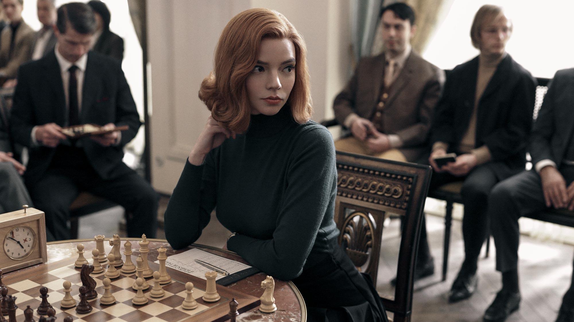 How to Watch Golden Globe Nominees: Queen's Gambit