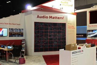 Winners Announced for Media Vision's InfoComm15 'Audio Matters' Expression Wall