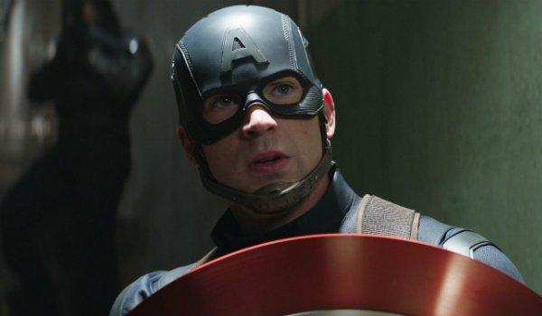 Captain America Chris Evans Civil War