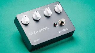 Korg Nu:Tekt OD-S Overdrive Kit review