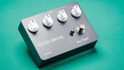 Korg Nu:Tekt OD-S Overdrive Kit review