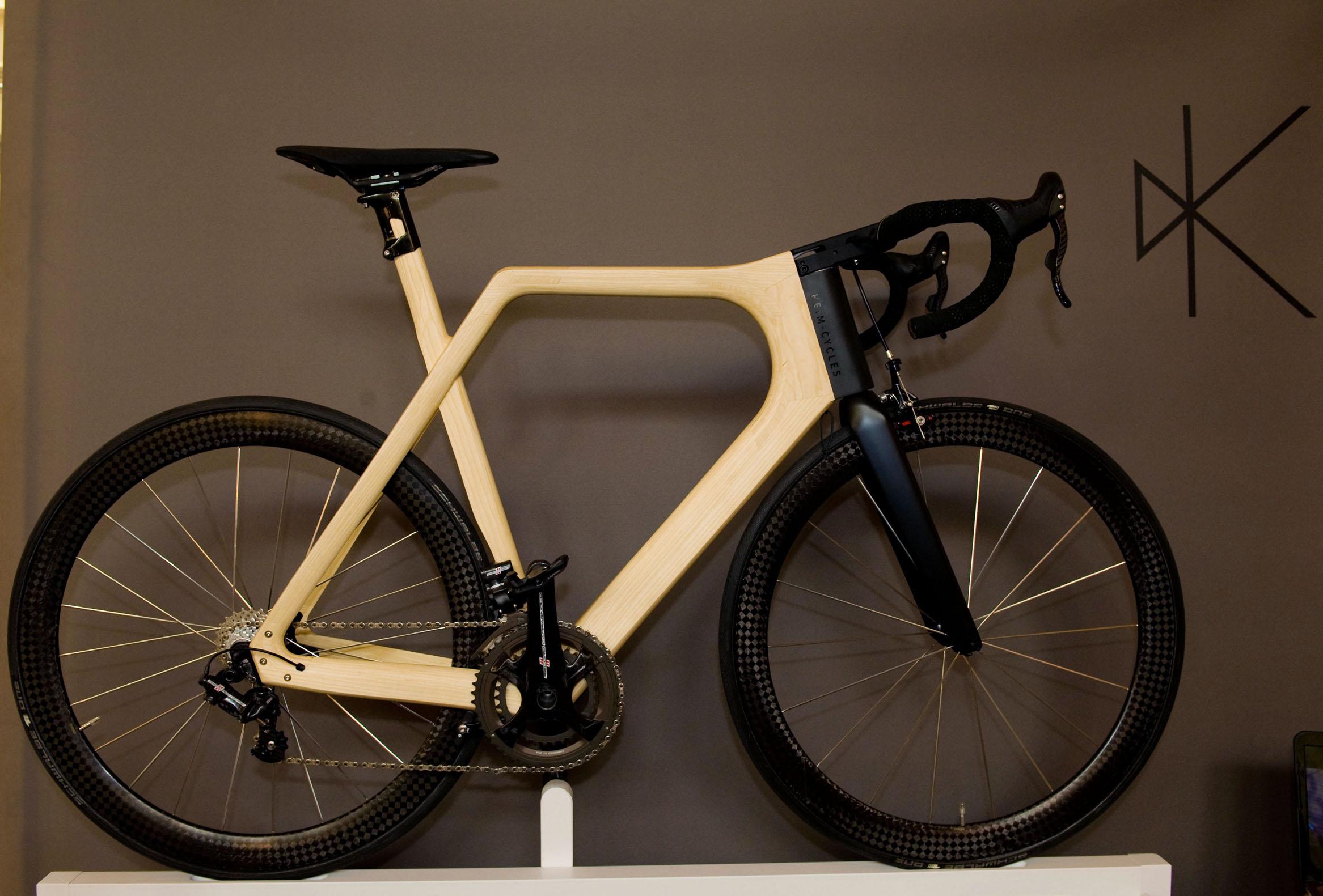 Six stunning bikes from the Bespoked Bristol bike show (video)