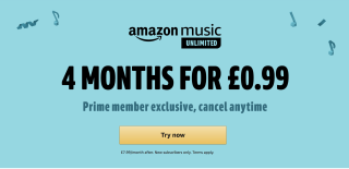 Amazon Music Unlimited is gaining subscribers faster than Spotify