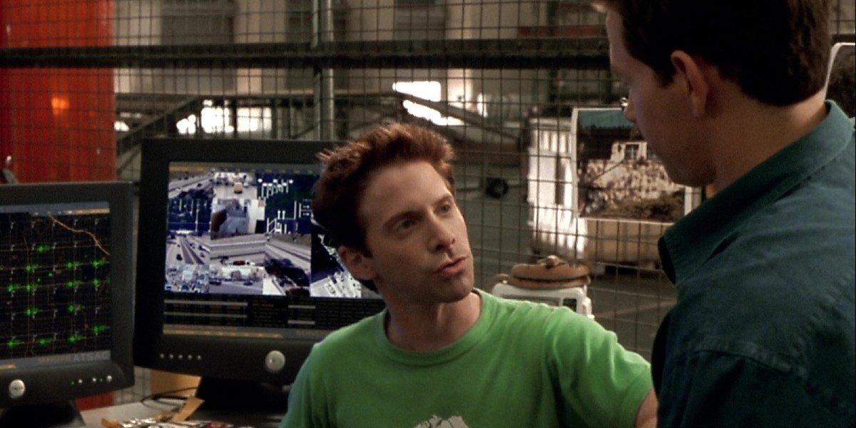 Seth Green, Mark Wahlberg - The Italian Job (2003)