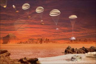 Huygens Data Paint Turbulent Picture of Titan