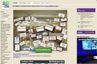 Evolving the Virtual School Library, Part 1: Deconstructing my own interface by Joyce Kasman Valenza