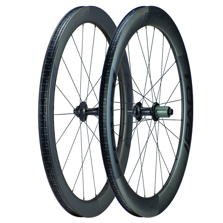 RovalRoad Rapide wheelset