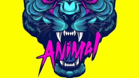 Shining - Animal album cover