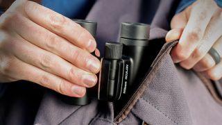Best compact binoculars - Nikon Aculon 10x21